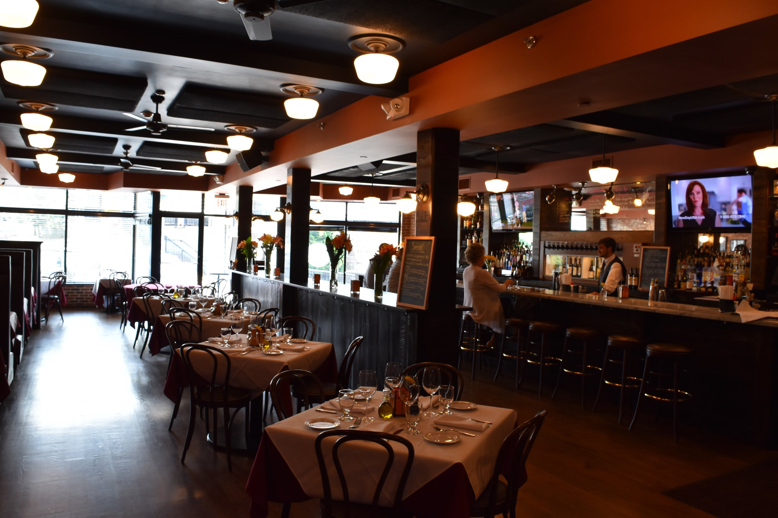 Prefer to make reservations via phone? - You can make reservations by calling our restaurant directly:Darien Reservations: 203-309-5818 To enjoy our Cos Cob location, call 203-422-2177Louie's Restaurant accepts AMEX, Visa, MasterCard and Discover credit cards.