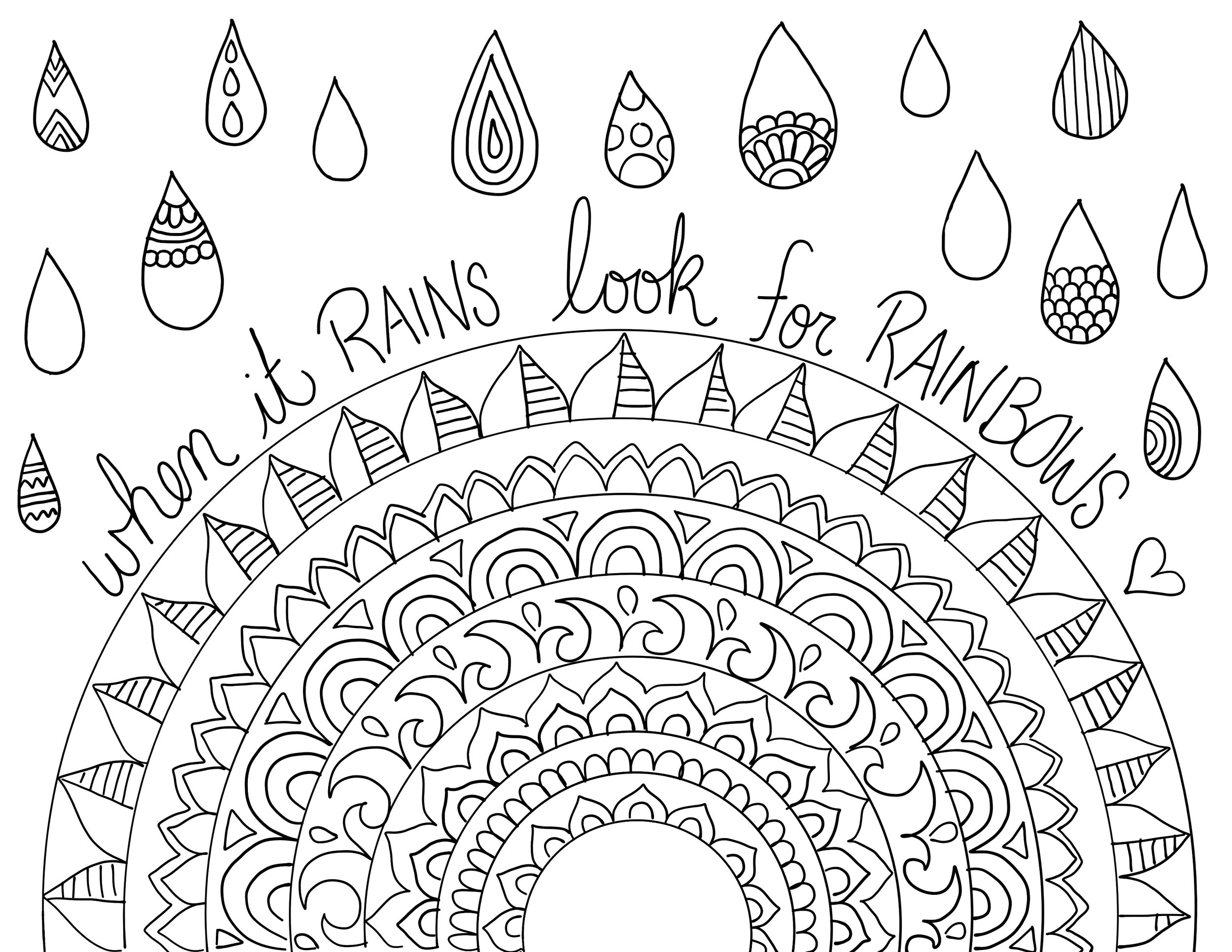 When it rains coloring page.jpg