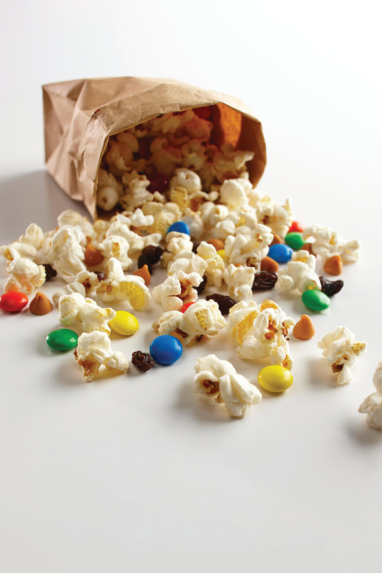 Tractor-Approved Kettle Corn Snack Mix