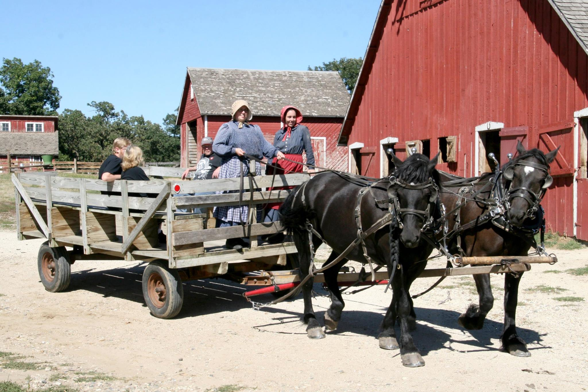 Photo courtesy of Living History Farms.