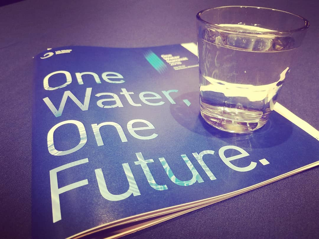 The One Water Summit was made up of rural and urban delegations of farmers, government officials, community organizers, environmentalists, staff members at non-profit organizations, academics, media and more. Photo credit: Darcy Dougherty Maulsby