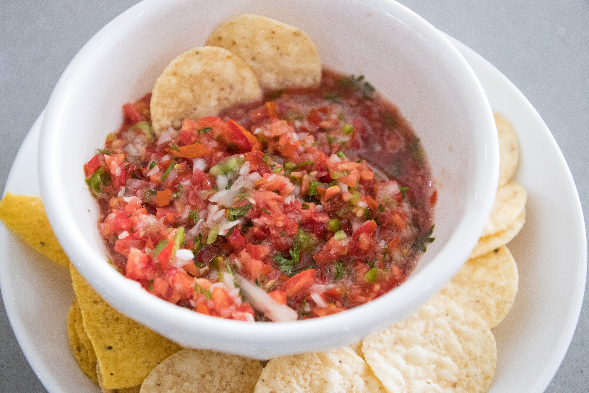 End the summer with sensational salsa! Photo credit: Darcy Maulsby