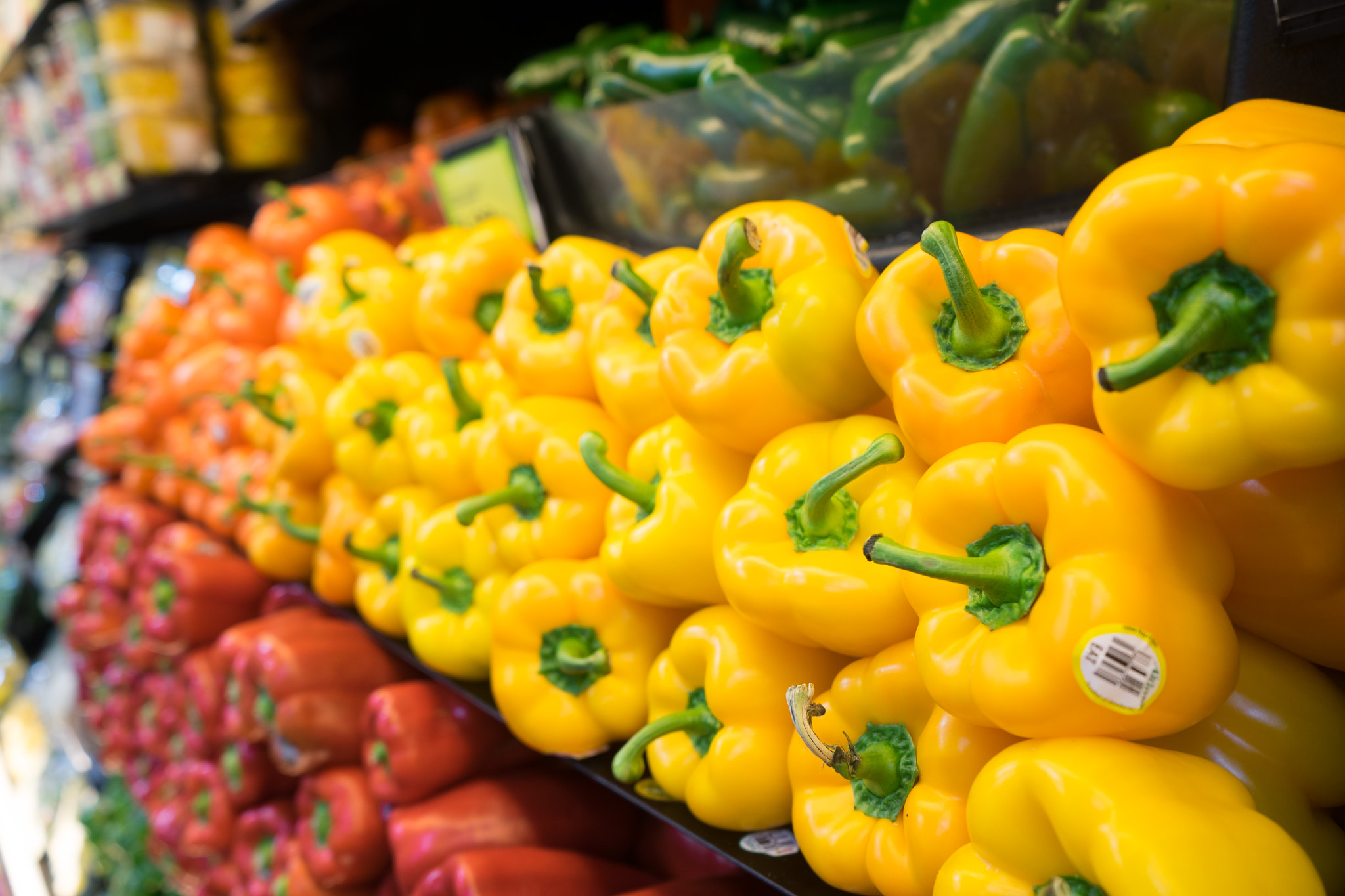 Studies repeatedly demonstrate that at least five servings of produce can significantly reduce the risk of mortality. Photo credit: Joseph L. Murphy/Iowa Soybean Association