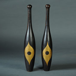 Pair of Painted Indian Clubs 2+256x256px.jpg