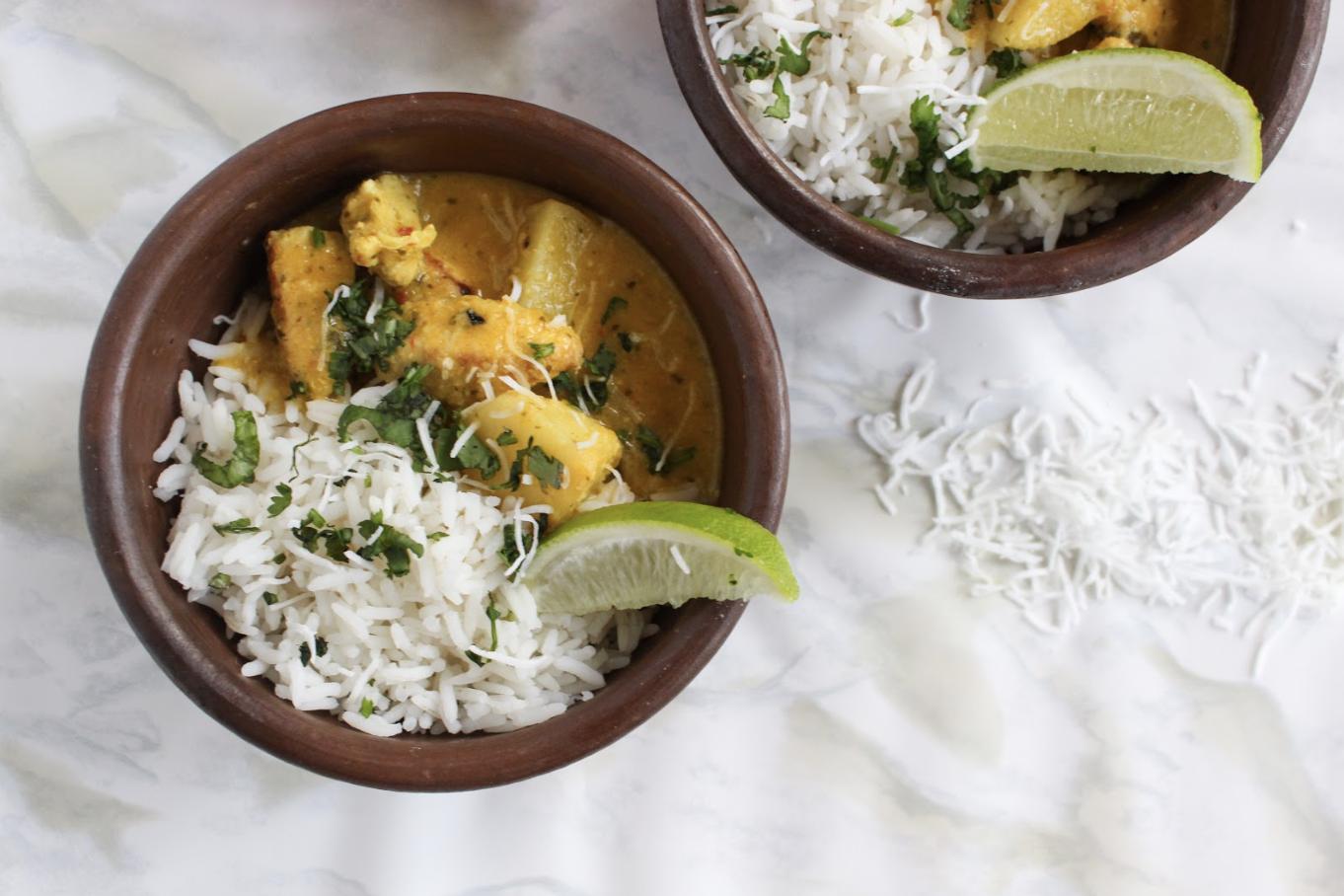 KukuPaka Coconut Curry