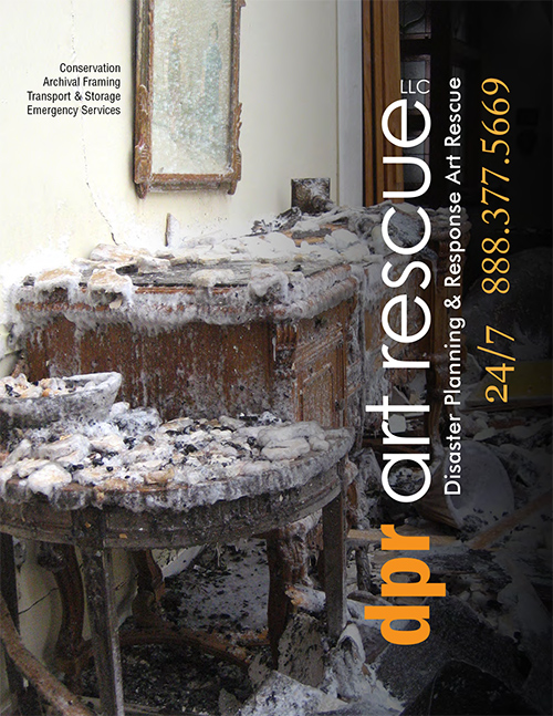Click the image above to download DPR Art Rescue brochure