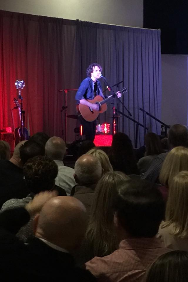 January 27th, 2018 - STEPHEN KELLOGG & JASON ANDREW BROWN FOR RANDOM ACTS OF FLOWERS