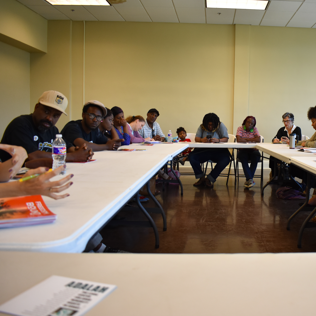Sharing Legal and Advocacy Strategies in New Orleans in Global Age of Repression