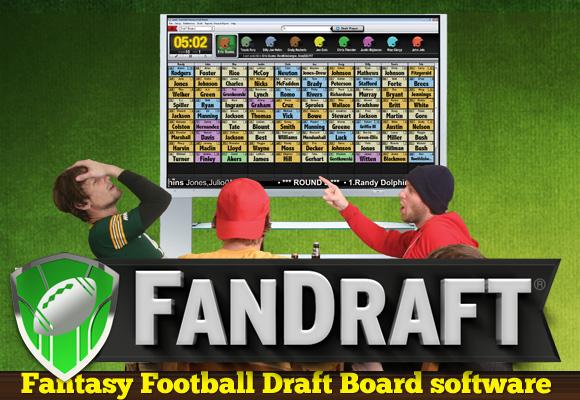 FanDraft Football 2015 Banner Ad