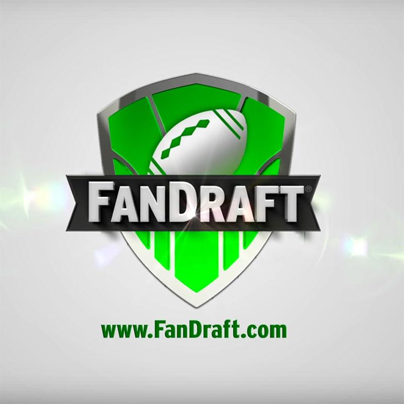 FanDraft Fantasy Football Draft Board