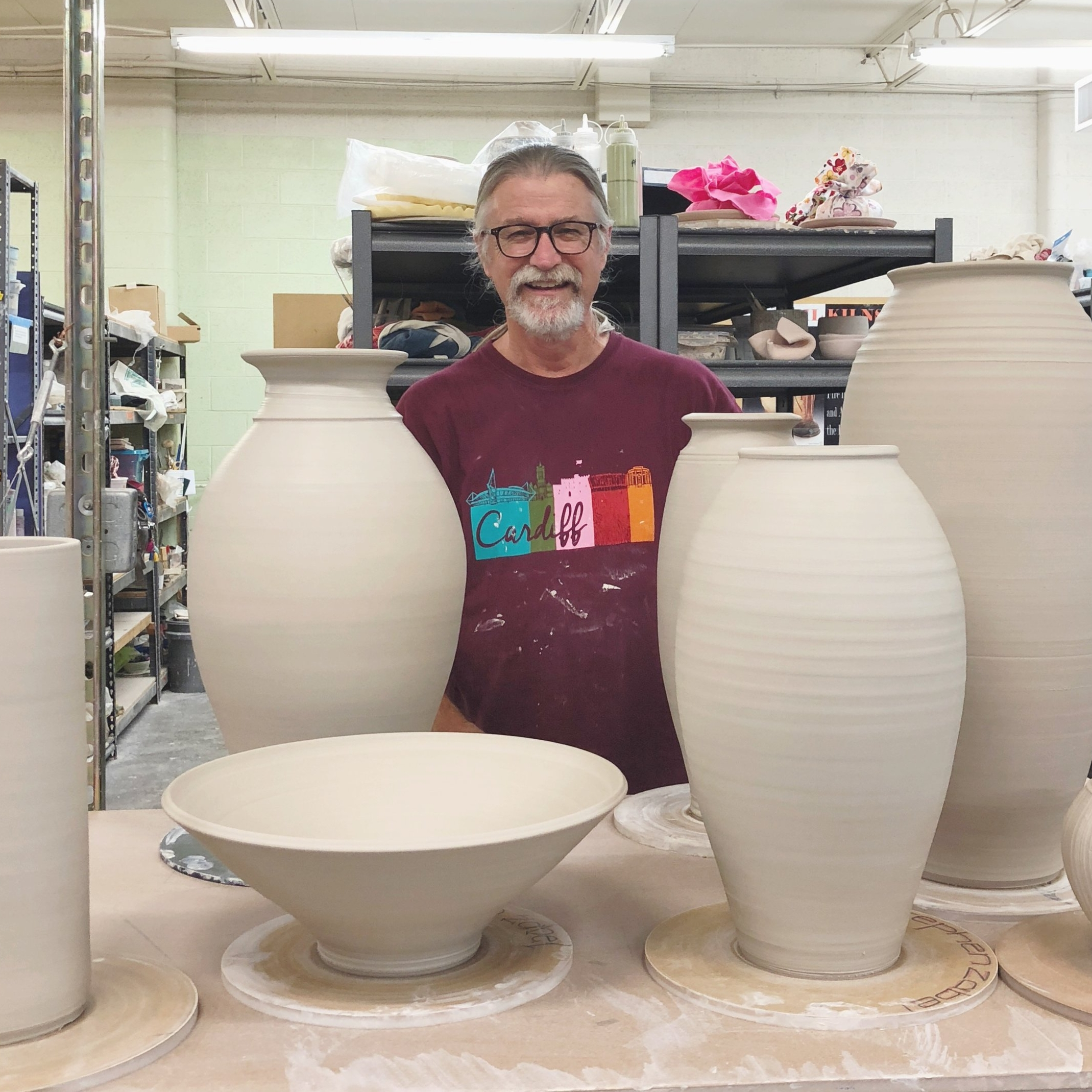 LARGE FORMS WITH DON BRIMBERRY - October 2018