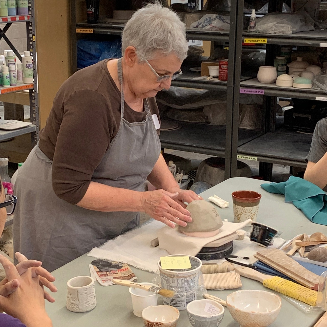 JAPANESE TEA BOWL WORKSHOP WITH LINDA MOSLEY - March/April 2019