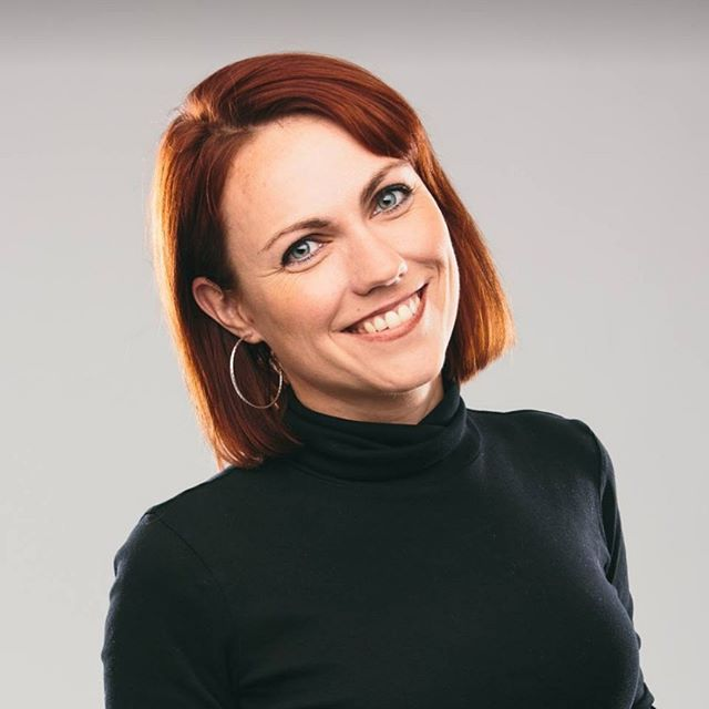 """""""I make good ideas louder."""" Join Katrina German Tues, May 22 at @220yxe for a Lunch 'n Learn about her new book on social media! We'd grateful to have this Two Twenty alumni return! BYO lunch but we'll bring the cookies:)"""