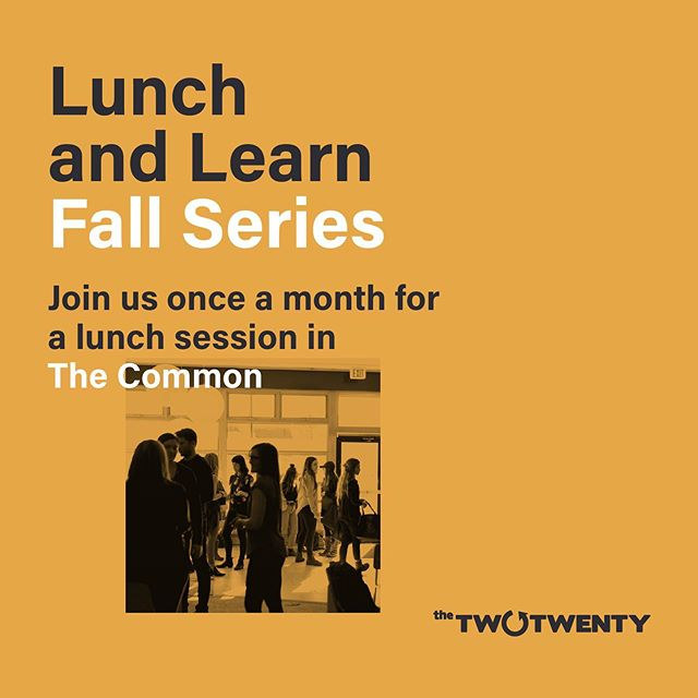Happy #coworkingweek! Today at the @220yxe we laughed, lunched and launched the new series for fall!  Thx for the food @oddcoupleyxe  #coworkingweek #lunchnlearn #mentorship #socialmedia #smallbizbanking