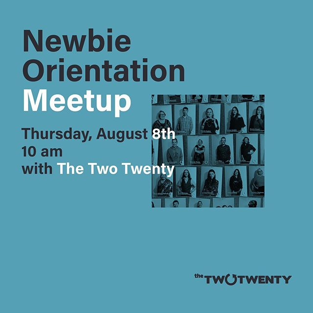 During #coworkingweek @220yxe we love welcoming new folks into an amazing community! #newbie