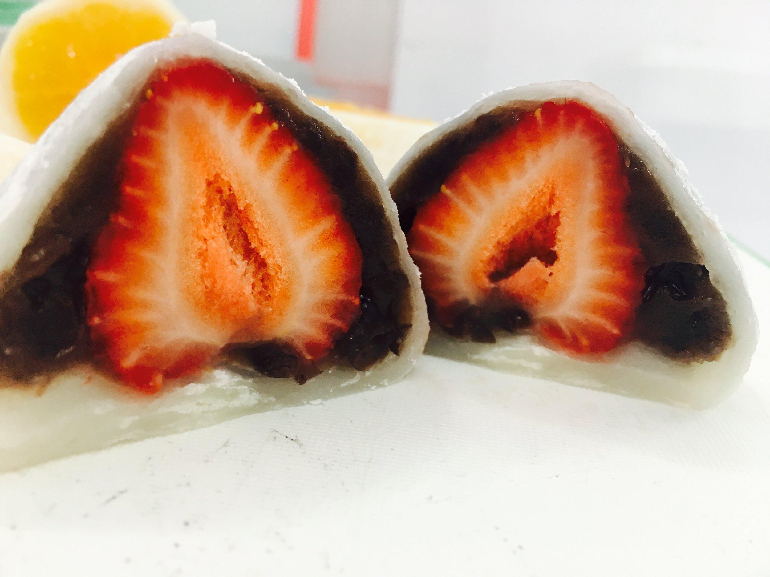 Stwberry daifuku