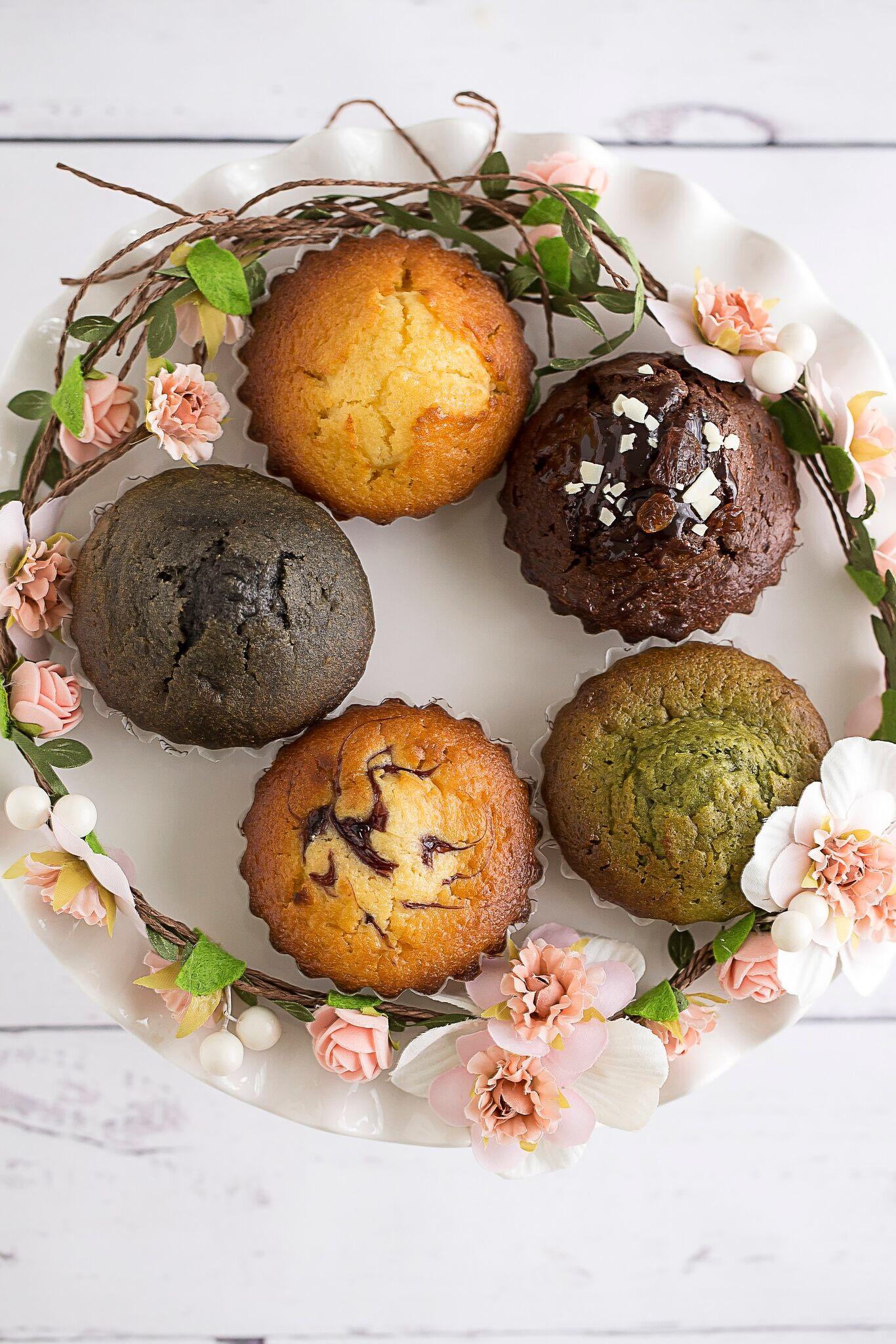Japanesse muffins