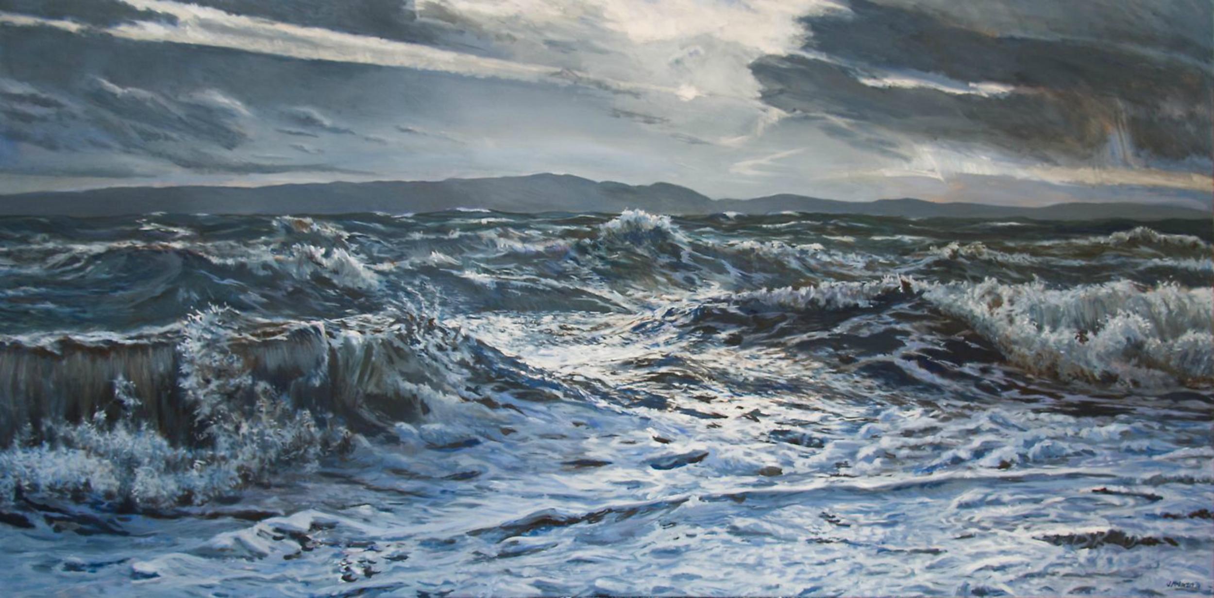 Storm, Salish Sea