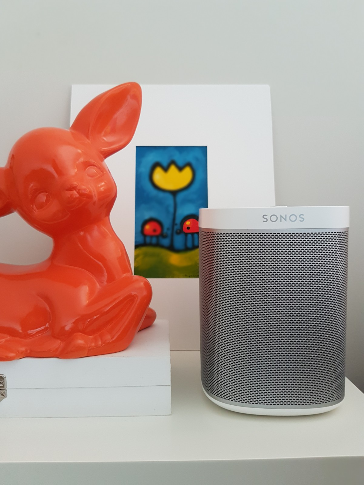 sonos play 1 wifi speaker review