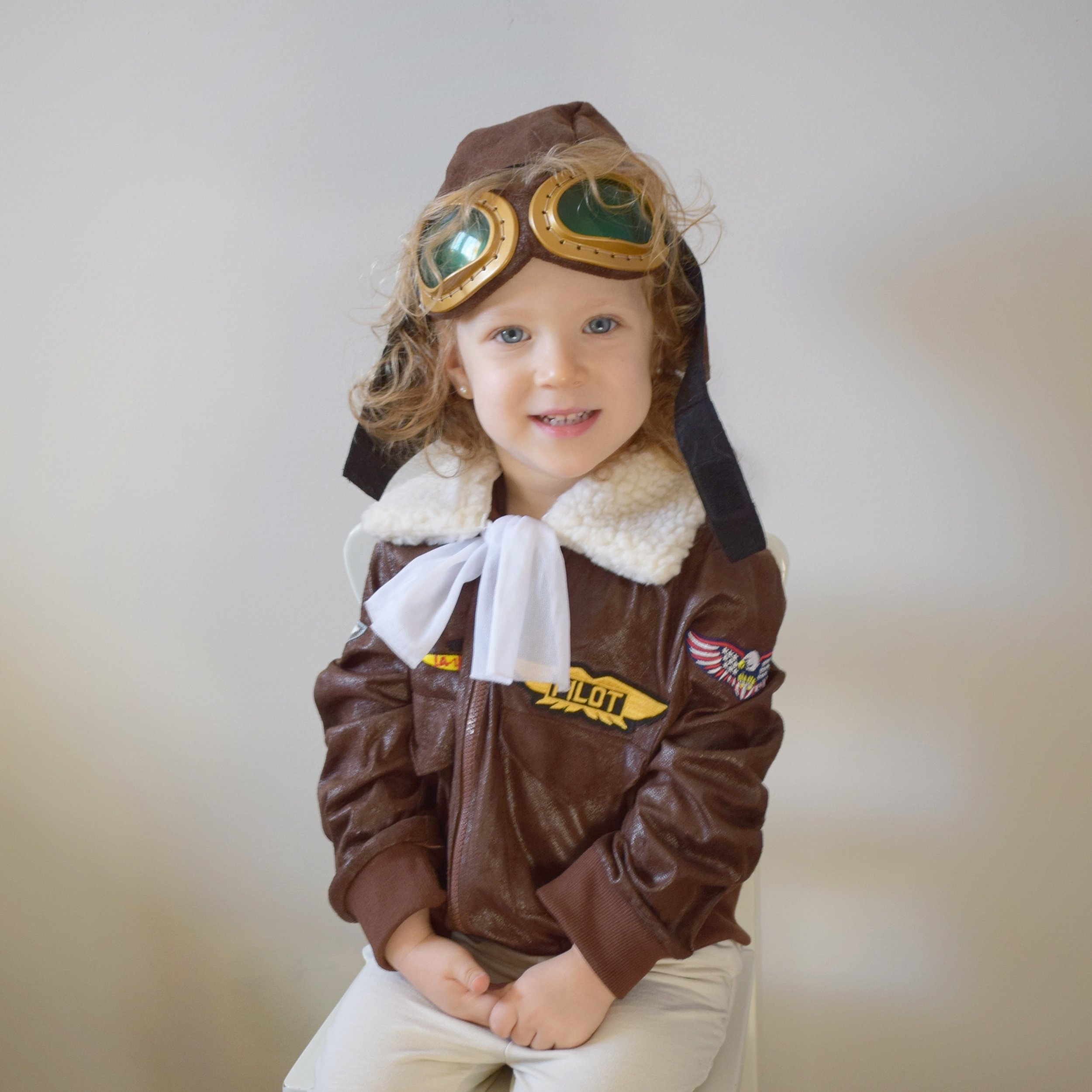 Amelia Earhart Costume For Kids - Best