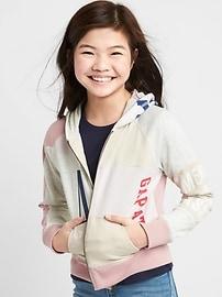 gap Canada-logo-remix-patch-hoodie-sweatshirt-pink.jpg