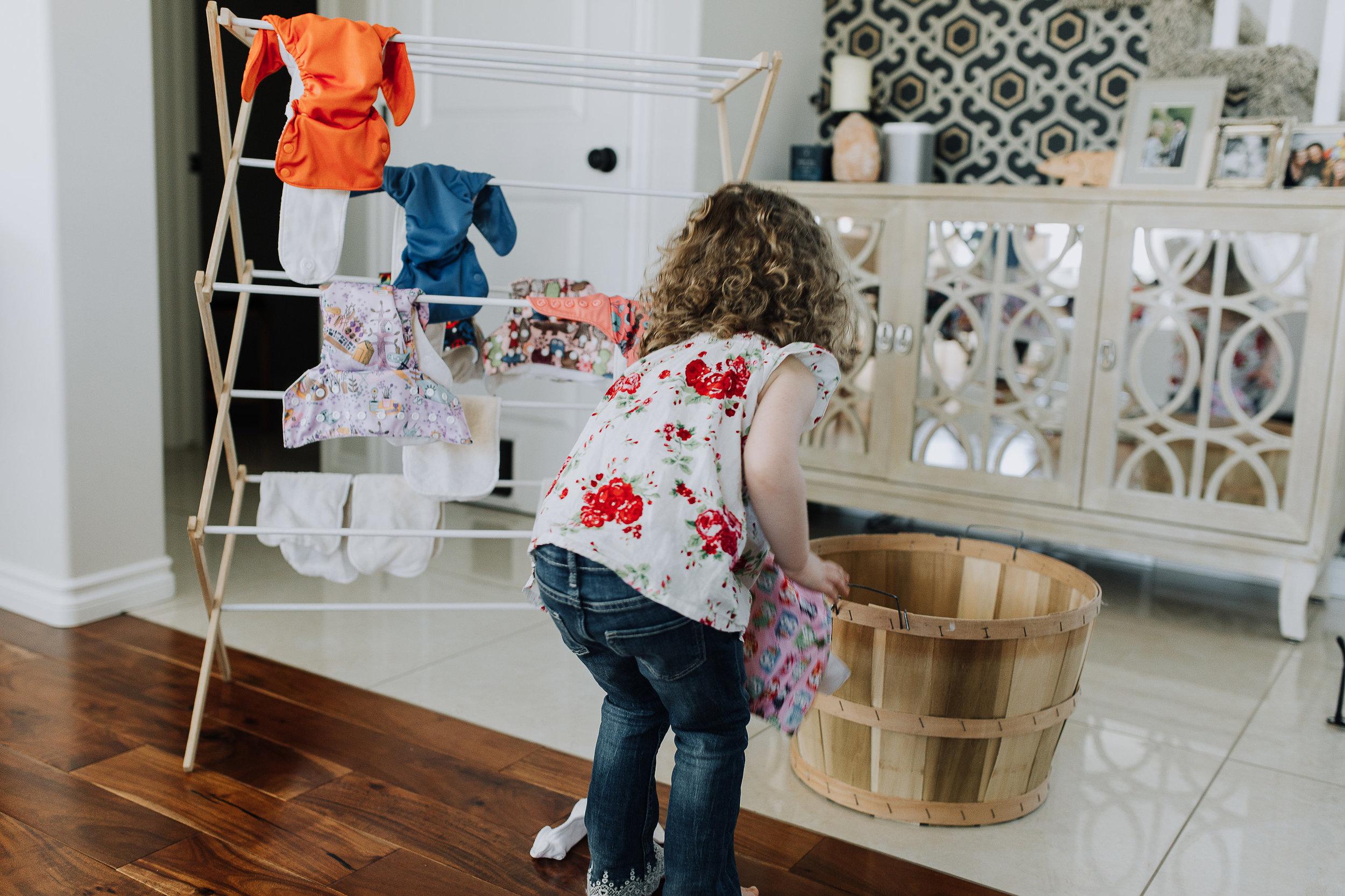 children and chores maygen kardash