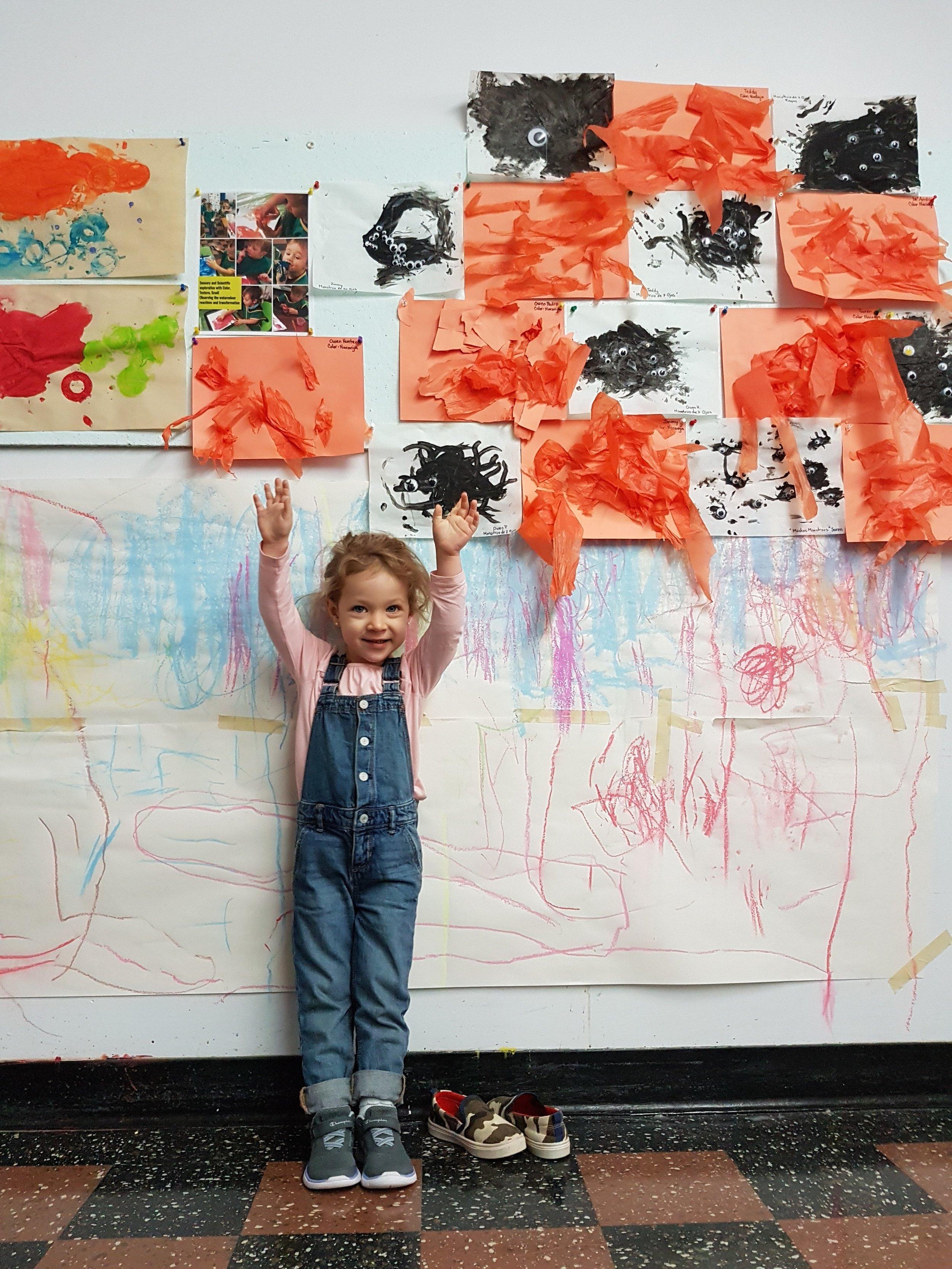attachment parenting and preschool drop off