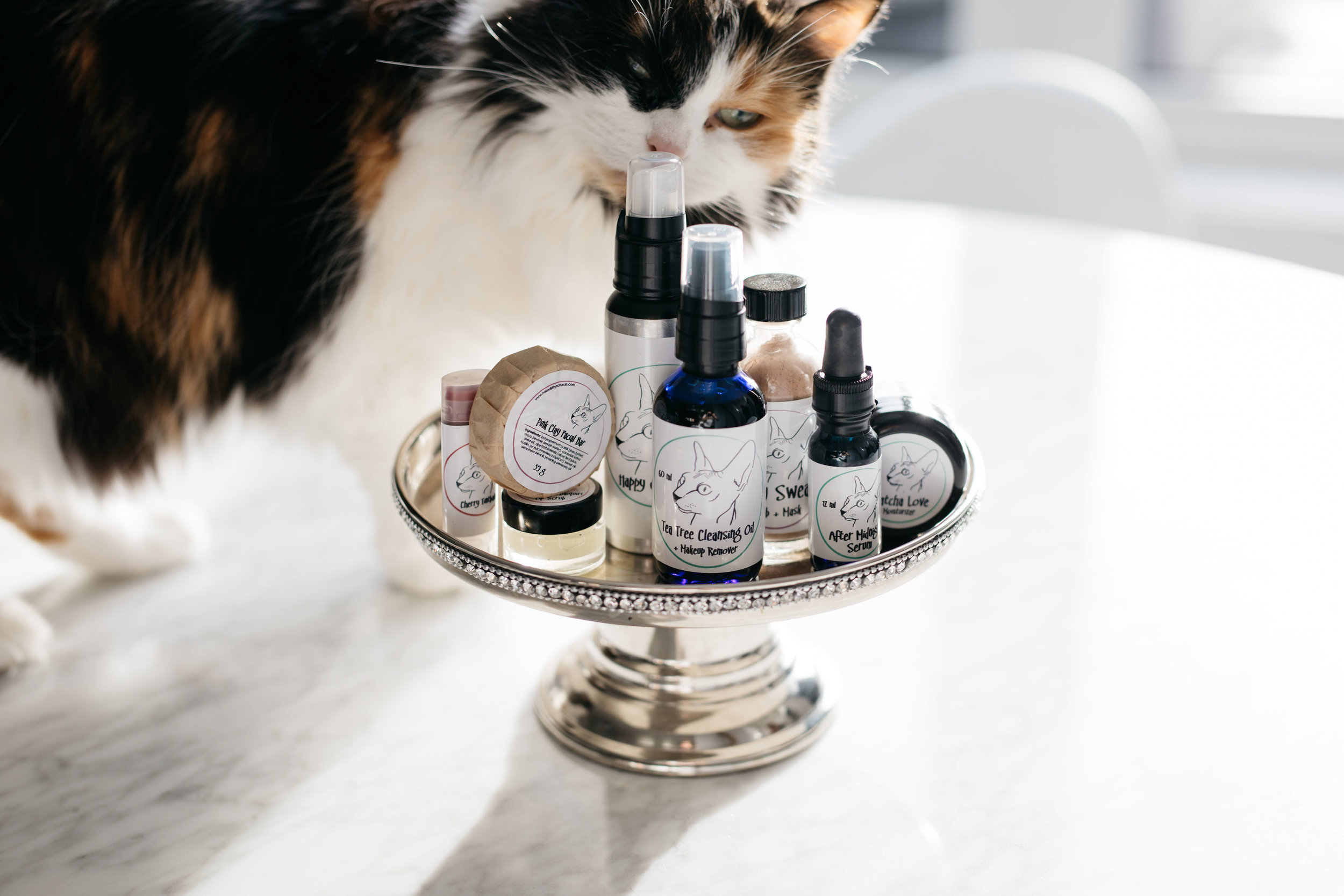 naked kitty naturals sneakers and lipstick giveaway