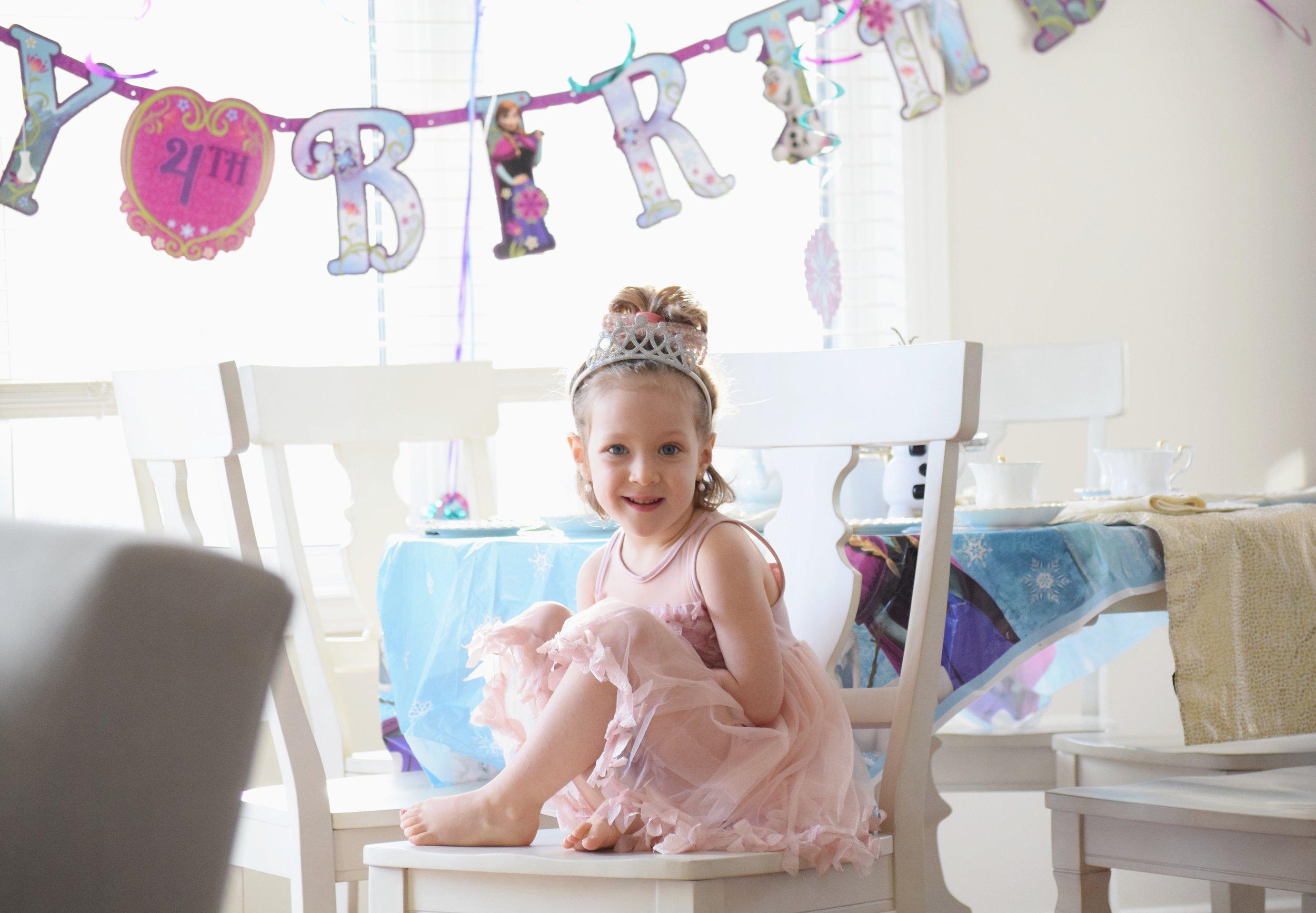 frozen birthday party ideas saskatoon mom blog