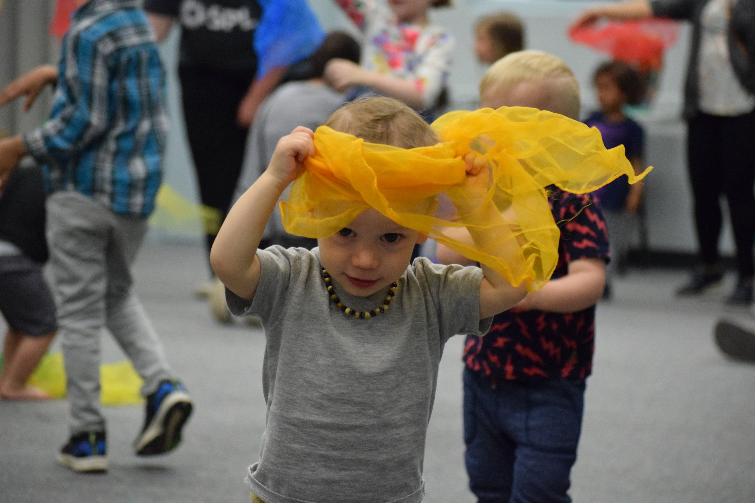 saskatoon public library preschool dance party