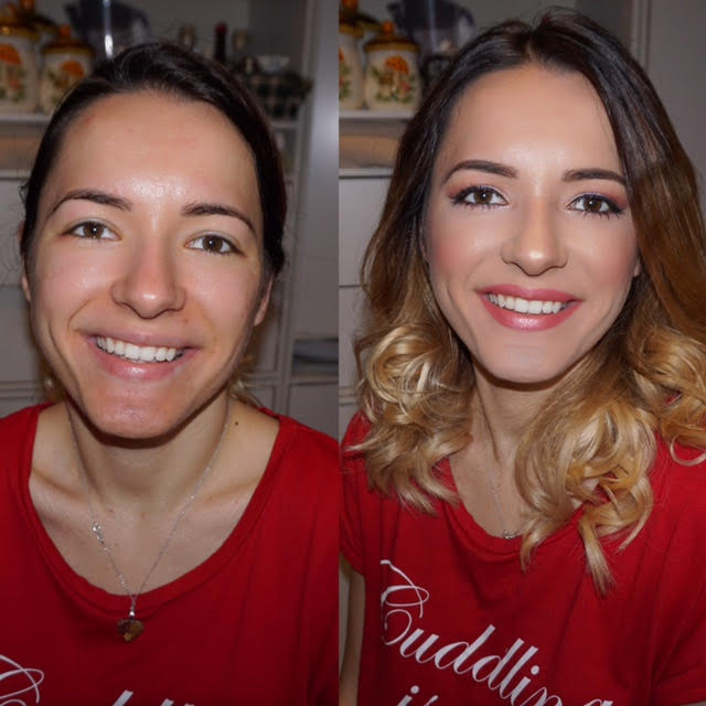 Before and After Hair & Makeup Pictures | Beauty Icon NYC