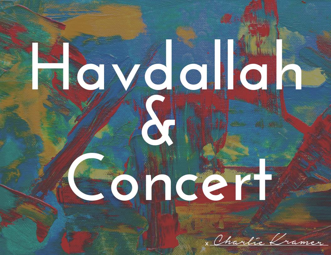 Havdallah & Concert.png