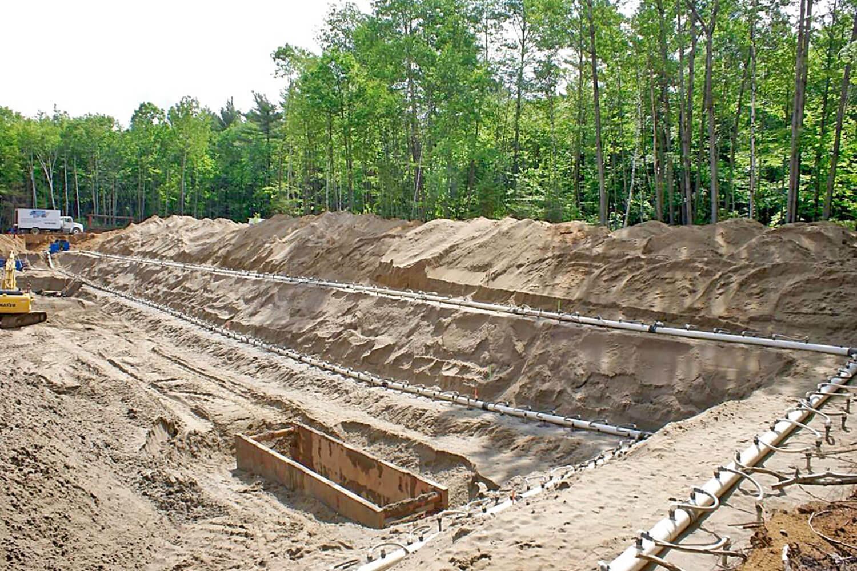 Recherche en eau souterraine – Municipalité de Leclercville