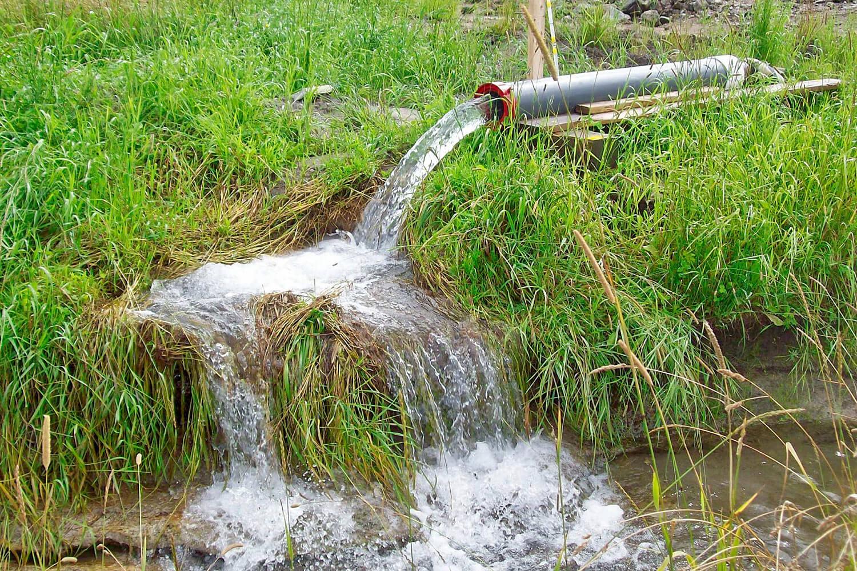Recherche en eau souterraine – Ville de Baie-Saint-Paul