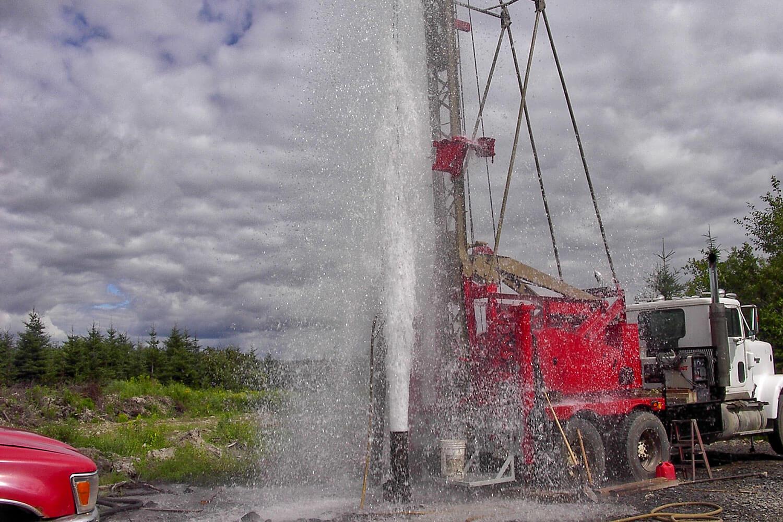 Recherche en eau souterraine – Municipalité de Saint-Benoît-Labre