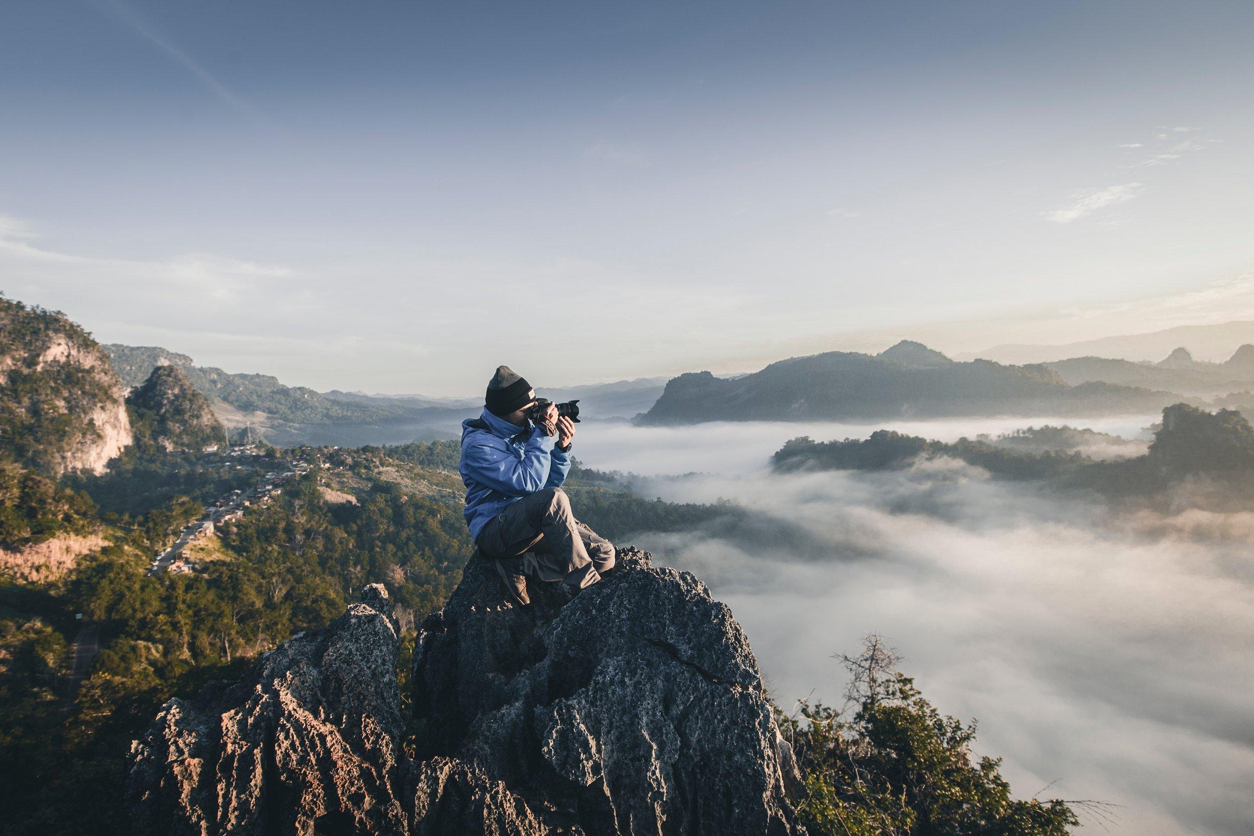 Photo by  Alif Ngoylung
