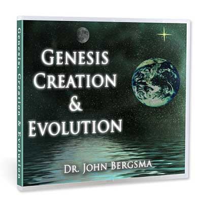 Genesis, Creation & Evolution