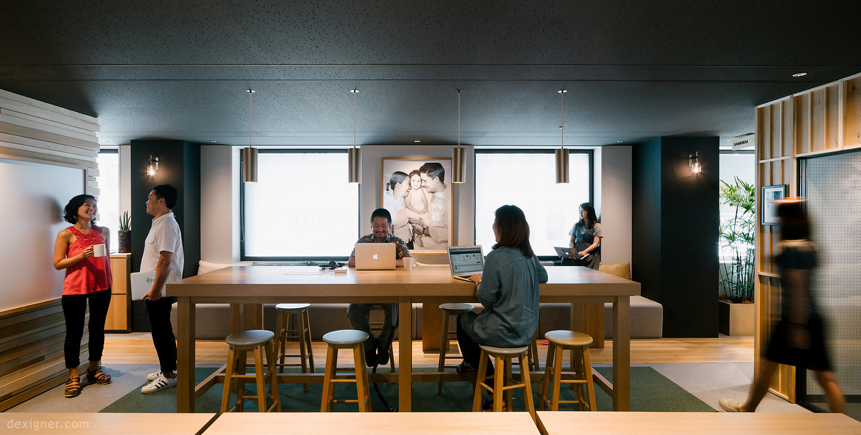Office do Airbnb em Tokio