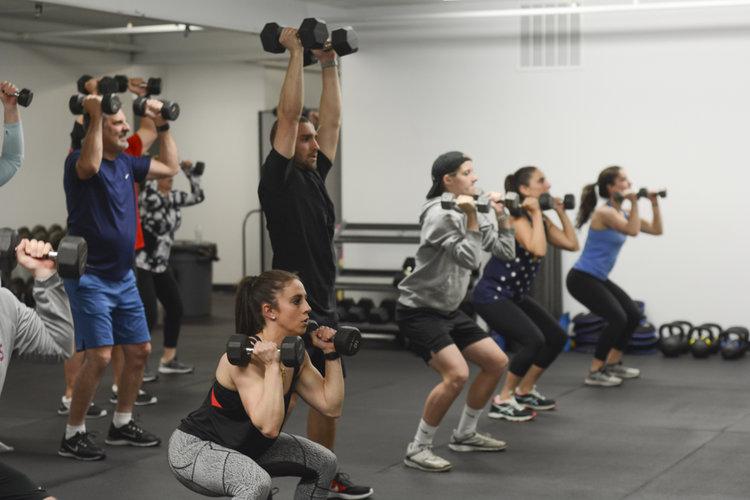 Training | fit  Danvers —
