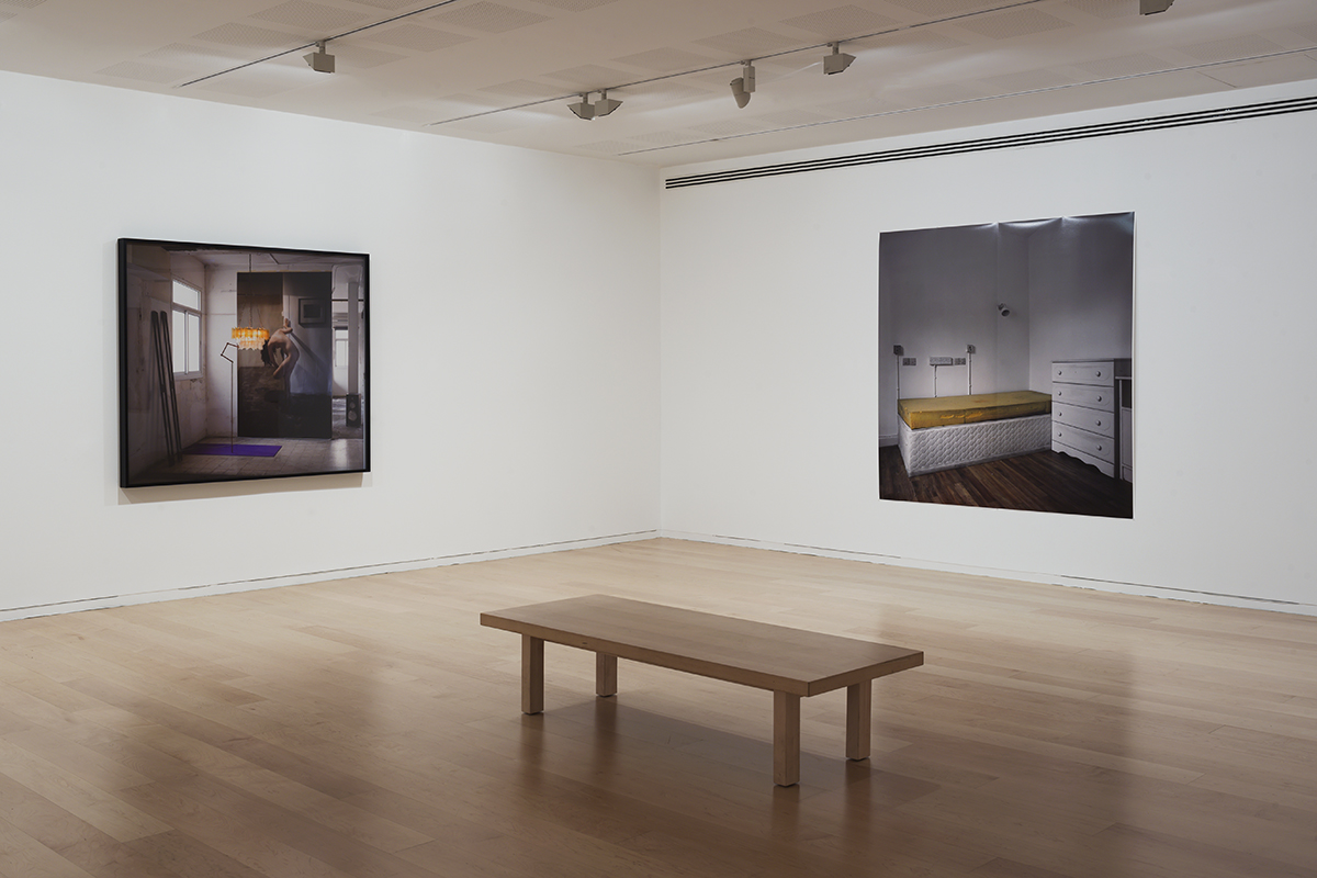 Only from this suddenness and on / Tel-Aviv Museum of Art Solo Exhibition Installation View