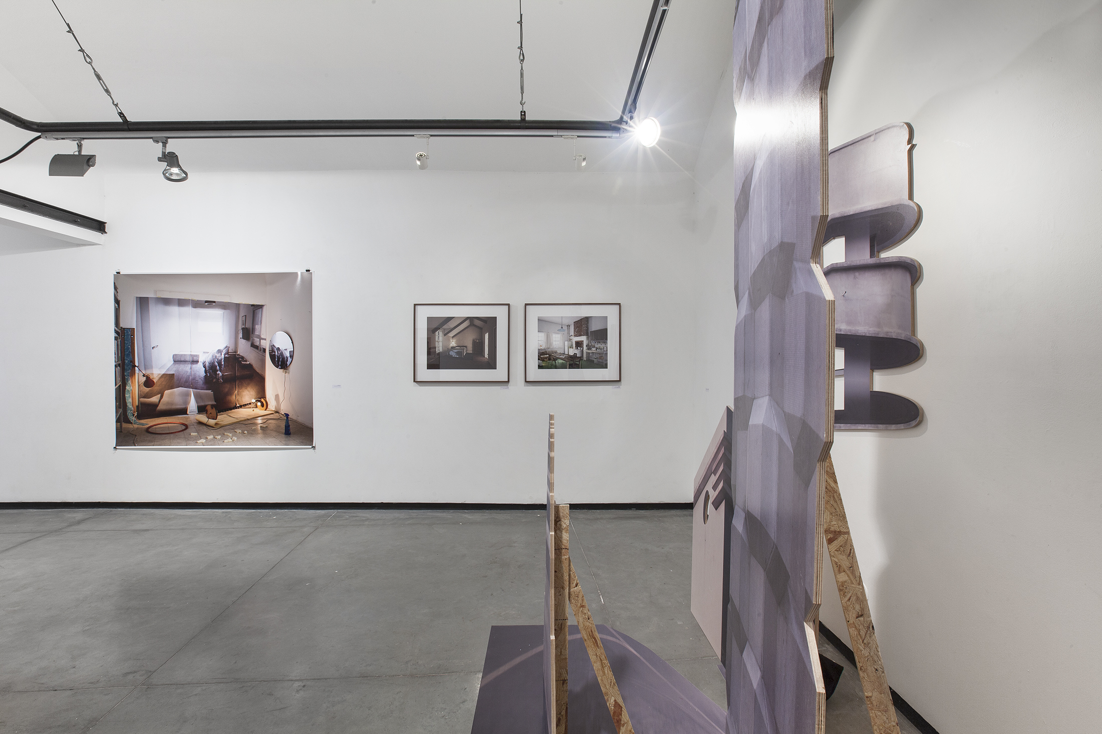 Installation shots by Liat Elbling