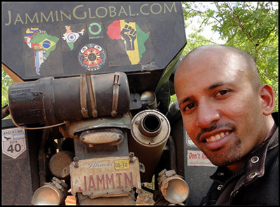 Image courtesy of  Jammin Global