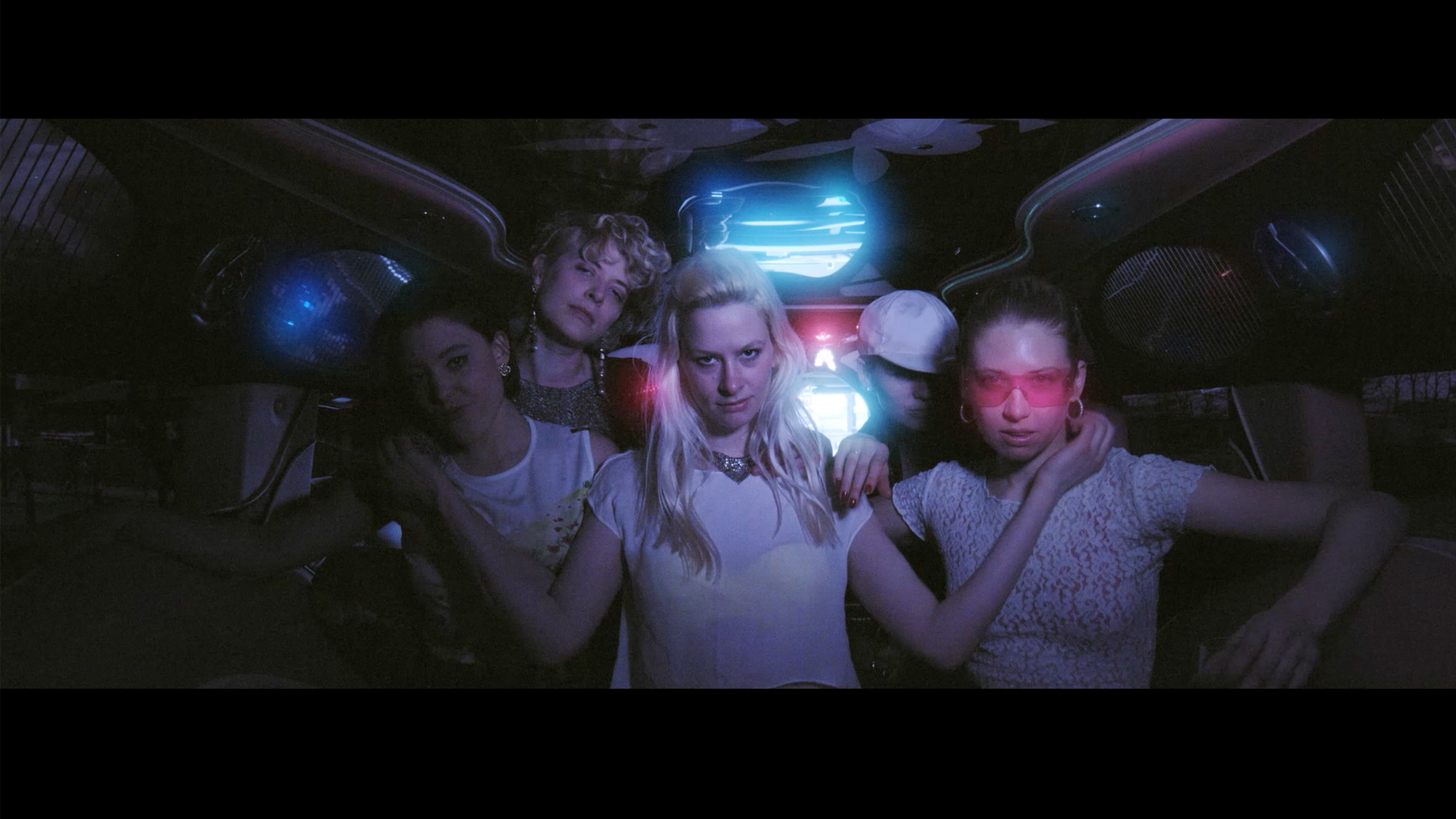 Kiss Me Click — The Visual Album (Video Still), Christopher Tym, 2017, HD Video