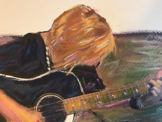 Painting by Jane Roberts at  JaneRobertsArt.com