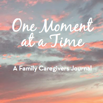 Click here to purchase the Caregiver's Journal.