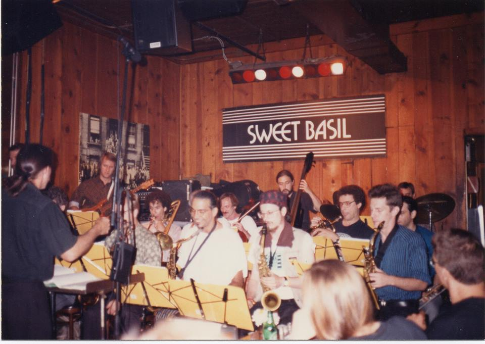 Walter Thompson Orch., Sweet Basil 7/8/91