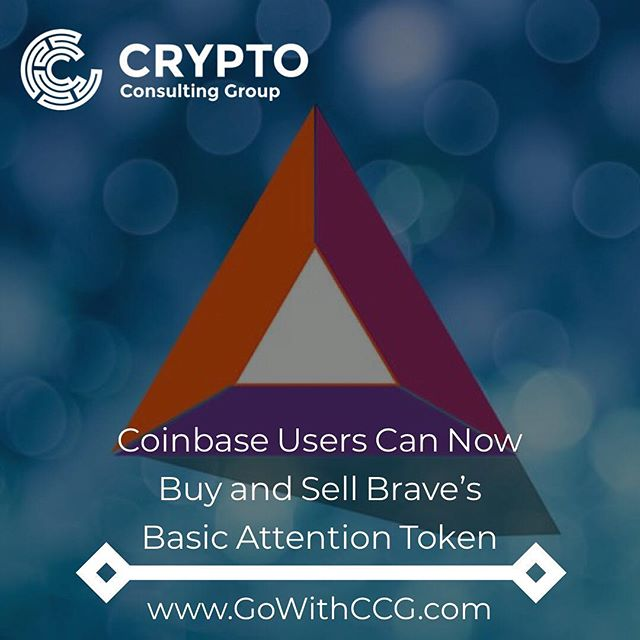 "Crypto exchange Coinbase is adding web browser Brave's Basic Attention Token (BAT) to its retail trading platform, less than a week after listing it on Coinbase Pro. . The exchange announced Thursday that customers would be able to buy, sell, trade or otherwise transact with the token on coinbase.com, as well as its Android and iOS apps. Coinbase first said it was supporting the token on its professional trader platform Friday, making BAT the second ERC-20 token to be listed by the company, after 0x. . That being said, not all customers can trade the token at press time. The exchange noted that ""BAT will be available for customers in most jurisdictions, but will not initially be available for residents of the state of New York."" . . . #crypto #basicattentiontoken #bravebrowser #brave #bat #cryptocurrency #membership #trading #investing #blockchain #bitcoin #ethereum #token #ico #erc20 #eth #btc #xrp #eos"