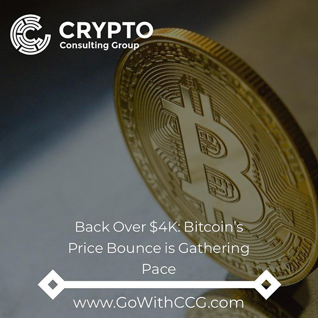While the bitcoin (BTC) market is still predominantly bearish, seller exhaustion near $3,500 may be paving the way to stronger corrective bounce. . The largest cryptocurrency by market capitalization printed a 14-month low of $3,474 on Monday, having revived the long-term bear market with a convincing move below the crucial 21-month exponential moving average (EMA) support on Nov. 14. . Therefore, the path of least resistance is to the downside. A possible coming drop to the psychological support of $3,000, however, may happen after a notable bounce. This is because BTC has picked up a strong bid today, validating the bearish exhaustion signaled by a repeated defense of $3,500 in the last three days. . Where do you think the price is going? Comment below ⤵️ . . . #crypto #cryptocurrency #blockchain #price #investing #trading #bitcoin #btc #ethereum #eth #technical #analysis #fundamentals #tech #startup #louisville #louisvillebusiness