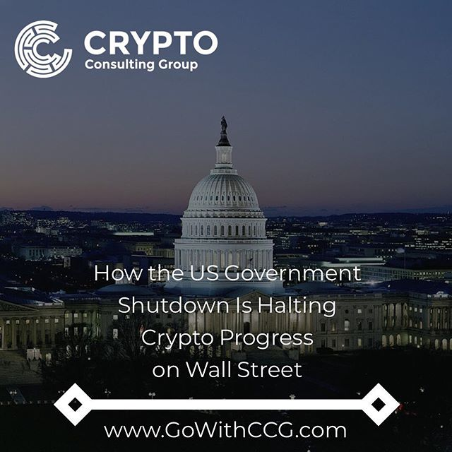The longest government shutdown in U.S. history is hurting the crypto industry, too. . As the impasse in Washington stretches into its record-breaking fourth week, the closure of the Securities and Exchange Commission (SEC) and the Commodity Futures Trading Commission (CFTC) has put key developments – namely, the approval and launch of products and services involving cryptocurrencies – on hold. . Notably, the launch of Bakkt's bitcoin futures market was delayed in part by the company's inability to secure approvals before Dec. 22, 2018, when the shutdown began. The platform, created by Intercontinental Exchange (parent of the New York Stock Exchange), is in a holding pattern until regulators can open a 30-day public comment period. A new launch date for the platform, which most recently was set for Jan. 24, has yet to be announced. . This lack of approval has not deterred Bakkt from building up its platform: the company announced Monday it was acquiring parts of independent futures commission merchant Rosenthal Collins Group (RCG) to bolster its regulatory compliance chops. . Do you think the Government shutdown is leading to something bigger? Leave your thoughts below ⬇️⬇️⬇️ . . . #crypto #regulation #sec #cftc #cryptotrading #cryptocurrency #cryptocurrencynews #blockchain #bitcoin #usa #consulting #louisville #government #shutdown