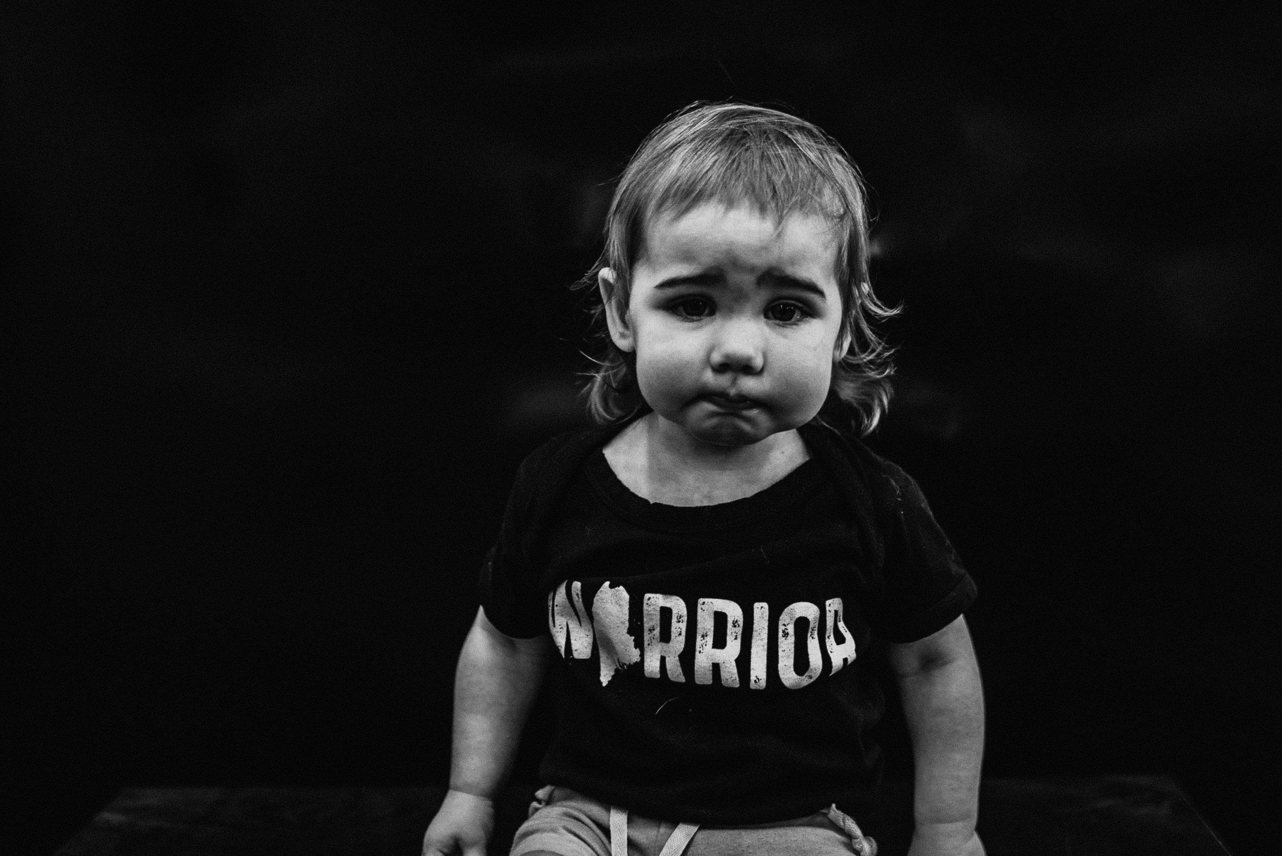 Peyton, Catalyst for Change Wear Warrior | Portrait by Rebecca Elaine
